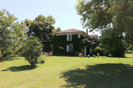 Gascon Country Home on 30 Hectares