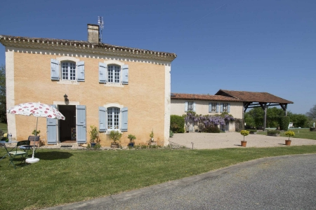 Outstanding Gascon Farmhouse