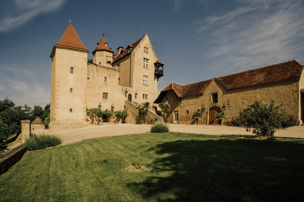 An Historic Chateau On 14 Hectares
