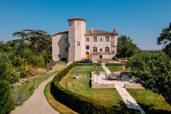 Enchanting Historic Chateau